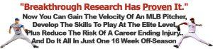 3x pitching velocity program