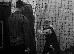 Private baseball hitting lessons