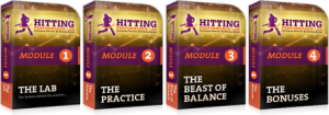 best baseball hitting system