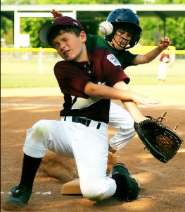 Tips for helping players overcome the fear of getting hit by the baseball