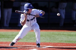 Knowing when to bunt the baseball