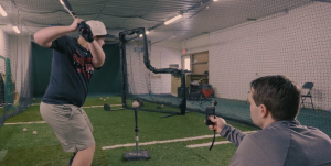 How to measure exit velocity